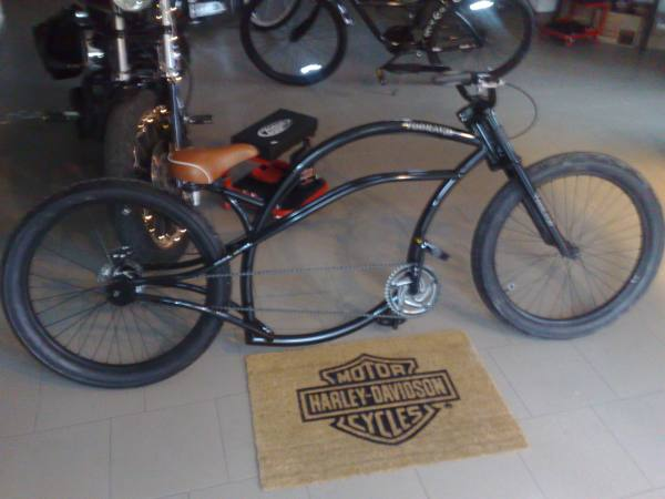 Bici Custom Modello Custom Marca Custom Mercatinoharleycom