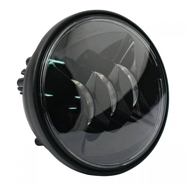 COPPIA FARETTI NERI A LED €600 SP.INCLUSA, modello LED, marca Speaker  MERCATINOHARLEY.COM