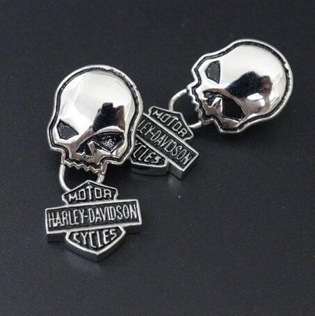Idee regalo biker modello orecchini skull marca for Sito annunci regalo