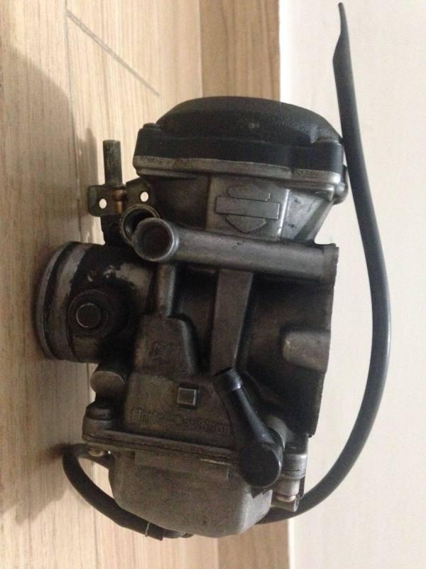 carburatore cv originale harley davidson  marca keihin cv