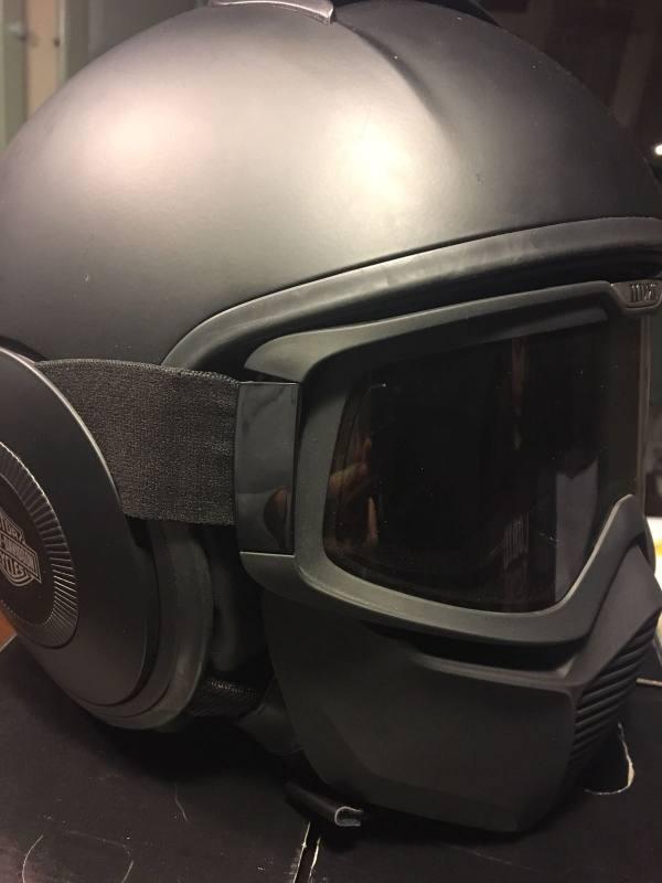 casco swat harley davidson small modello swat helmet. Black Bedroom Furniture Sets. Home Design Ideas