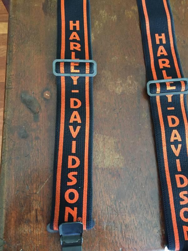 vendite calde disegni attraenti miglior valore bretelle harley davidson, marca
