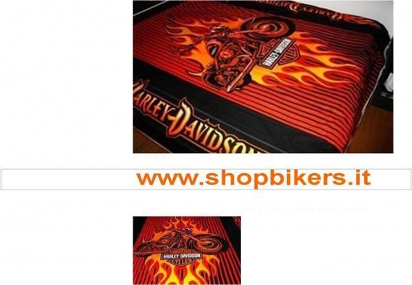 Lenzuola Matrimoniali Harley Davidson.Lenzuolo A Due Piazze Orig Harley Davidson Modello