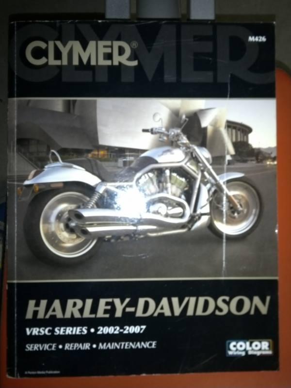 manuale officina v rod dal 2002 al 2007  marca climer Harley Shovelhead Oil Line Routing Diagram Harley Shovelhead Bobber