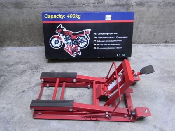 Sollevatore idraulico per moto quad marca for Sollevatore harley