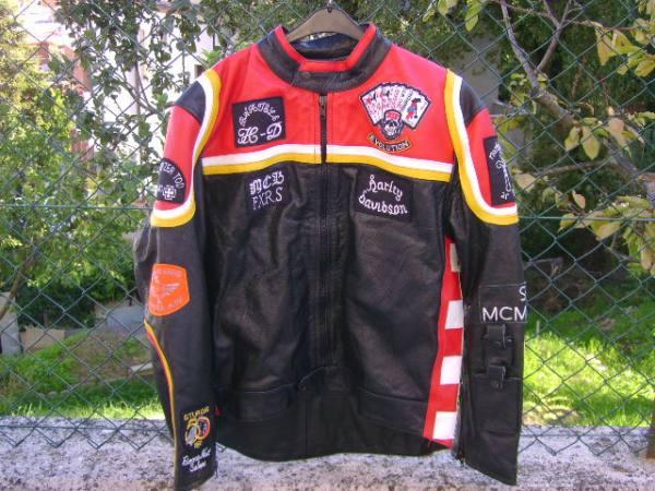 Giacca Harley Davidson Marlboro Man, modello Harley Davidson