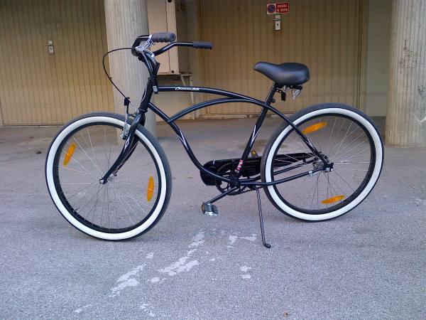 Bicicletta Americana Criuser Ss Schwinn Harley Davidson Modello Ss