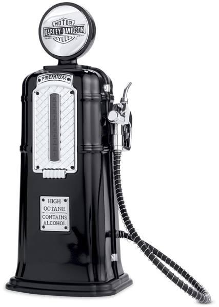 Distributore Bevande Harley Davidson Vintage Gas Pump