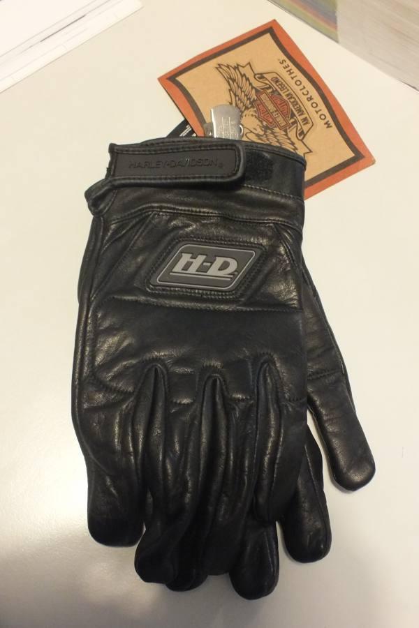 sale usa online sale usa online promo code splendidi guanti in pelle harley davidson, marca Harley ...