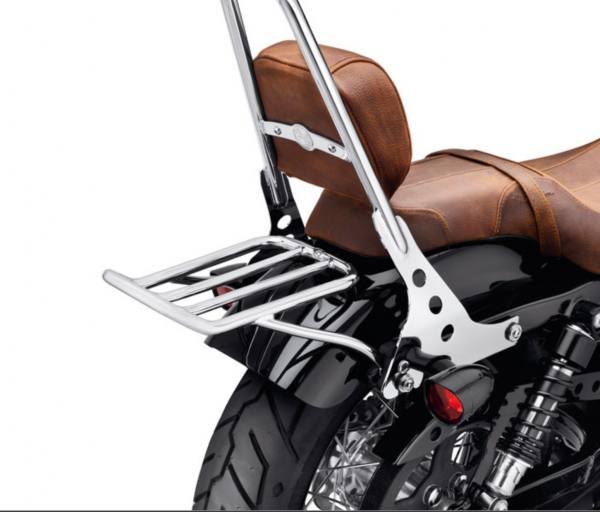 Cerco portapacchi per sissybar cromato harley modello xl for Cerco sito internet