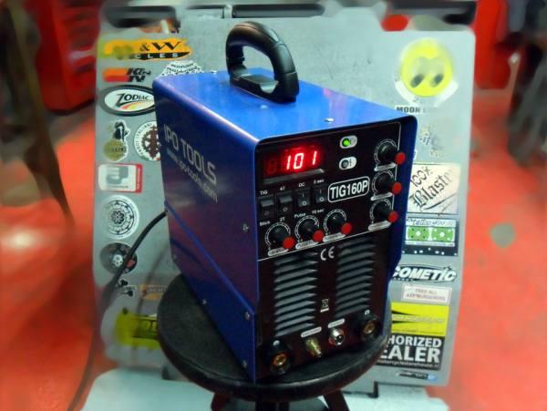 Saldatrice ad elettrodo usata