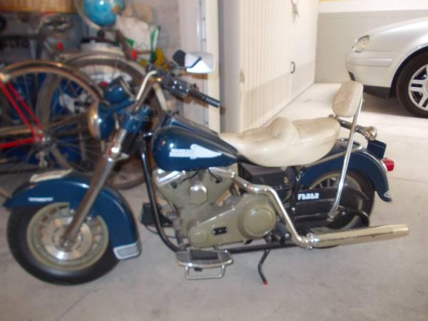 Harley Davidson Electrique Feber