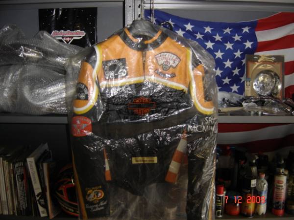 Giacca Harley davidson & Marlboro man, modello Harley